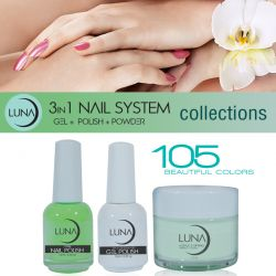 Luna 3-in-1 - All color collections
