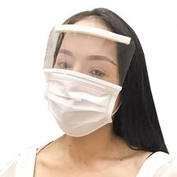 MaskOne - Reusable Face Mask & PET Shield - All-in-One - 25/box
