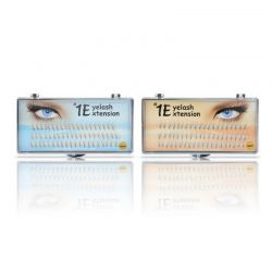 Eyelash - 3D 3 Strand Lash 10 mm (left & right combo)