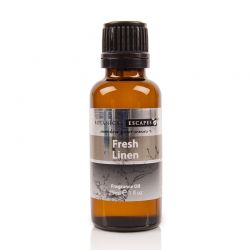 Botanical Escapes Herbal Spa Pedicure - Men's Collection - Fresh Linen Fragrance Oil 1oz