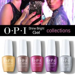 OPI Shine Bright Gel Collection