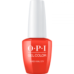 OPI Gel #GCL22 - A Red-vival City