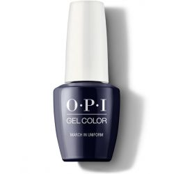 OPI Gel #GCK04 - March in Uniform