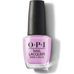 OPI Lac #K07 - Lavendare to Find Courage