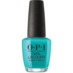 OPI Lac #N74 - Dance Party 'Teal Dawn
