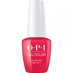 OPI Gel #GCL20 - We Seafood And Eat It (New)