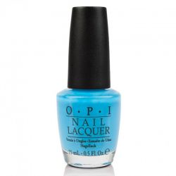 OPI Lac #B83 - No Room for the Blues