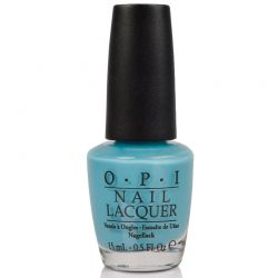 OPI Polish E75 - Can't Find My Czechbook