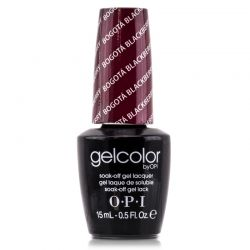OPI Gel Color - Bogota Blackberry