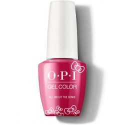 OPI Gel #GCL04 - All About the Bows