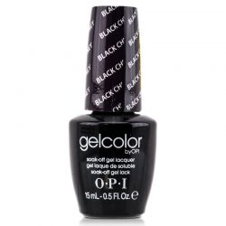 OPI Gel Black Cherry Chutney