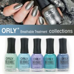 ORLY Breathable Treatment All Color Collections