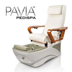 Pavia Silver  Pedicure Spa w/ basic installation, Sink: Jade
