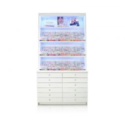 Polish & Powder Display Cabinet - White