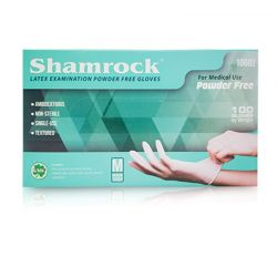 Shamrock Medical Gloves - Medium (100 ct)