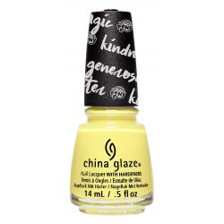 China Glaze Lacquer - Kill Em' With Kidness 0.5 oz