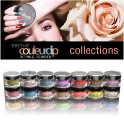 Beyond Couleurdip Dipping Powder 2 oz and 4 oz- All Colors
