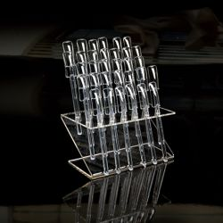 Nail Art Display Holder Z-Shape, include 32 sticks