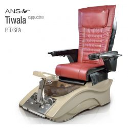 Tiwala Cappuccino Pedicure Spa with ANS16 Massage Chair