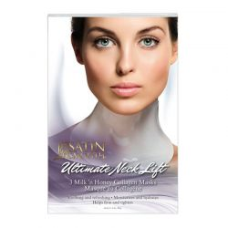 Satin Smooth Ultimate Collagen Neck Lift Mask - 3 ct