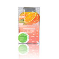 Voesh Deluxe Pedicure - 4 Step Spa Treatment - Tangerine Twist