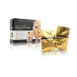 Voesh Facial Modeling Mask - 24 Karat Gold