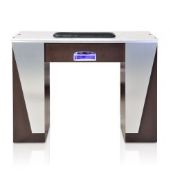 Voltron Manicure Table with Hi-Power LED Light