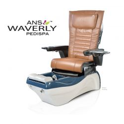 Waverly Pedicure Spa with ANS16 Massage Chair