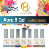 Aora 8 Gel - All Color Collections