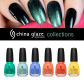 China Glaze-All Color Collections