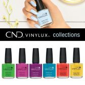 CND Vinylux Weekly Polish - All color collections