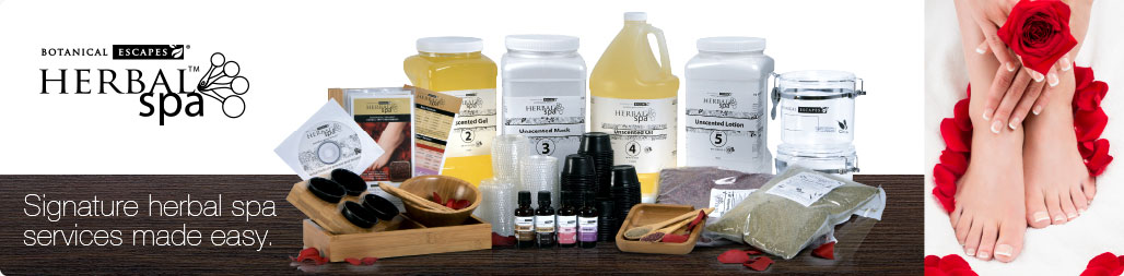 Herbal Spa Kits