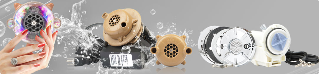 DRAIN PUMPS, SPA JETS & PARTS