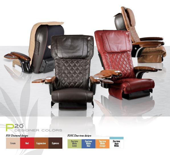 ANS Platinum P20 Pedicure Massage Chair