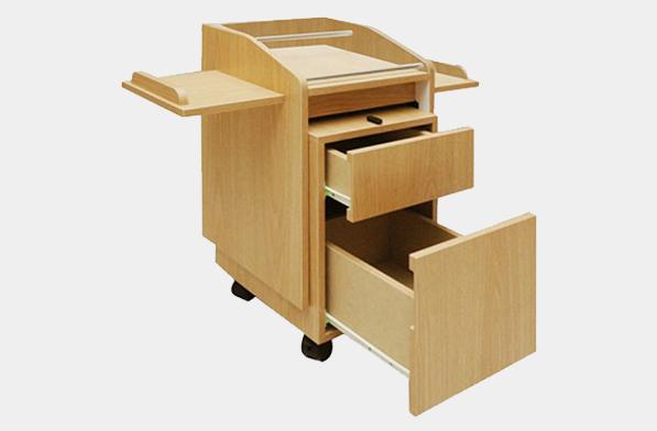 Spa a` La Cart - Pedicure Cart