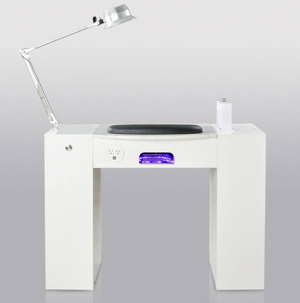 SaniSmart IMC Vented Nail Table