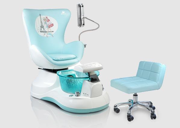 Astounding Kids Pedicure Spa 2 Mint Inzonedesignstudio Interior Chair Design Inzonedesignstudiocom